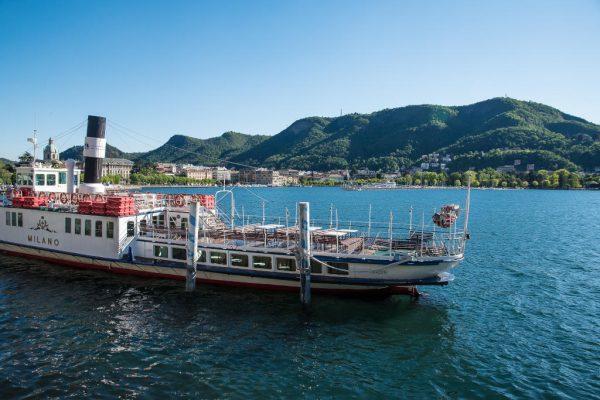 Foto lago di Como realizzata da Bettina Musatti